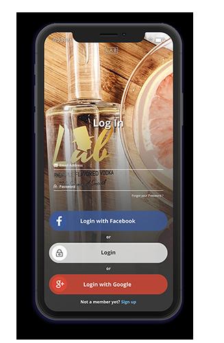 client lab app
